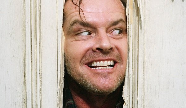 The Shining Jack Nicholson here's Johnny