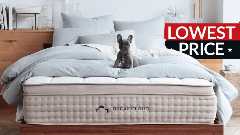 DreamCloud mattress discount code and deals