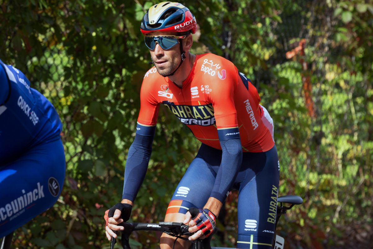 Vincenzo Nibali: I couldn't wait to change teams and now I can't wait for the new season