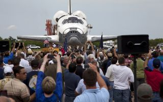 Atlantis' final return from space at 5:57 a.m. EDT secured the space shuttle fleet's place in history and brought a close to the America's Space Shuttle Program.