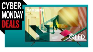 Cyber Monday TV deal: this 55-inch Samsung Q70T goes to 120Hz and is just $798