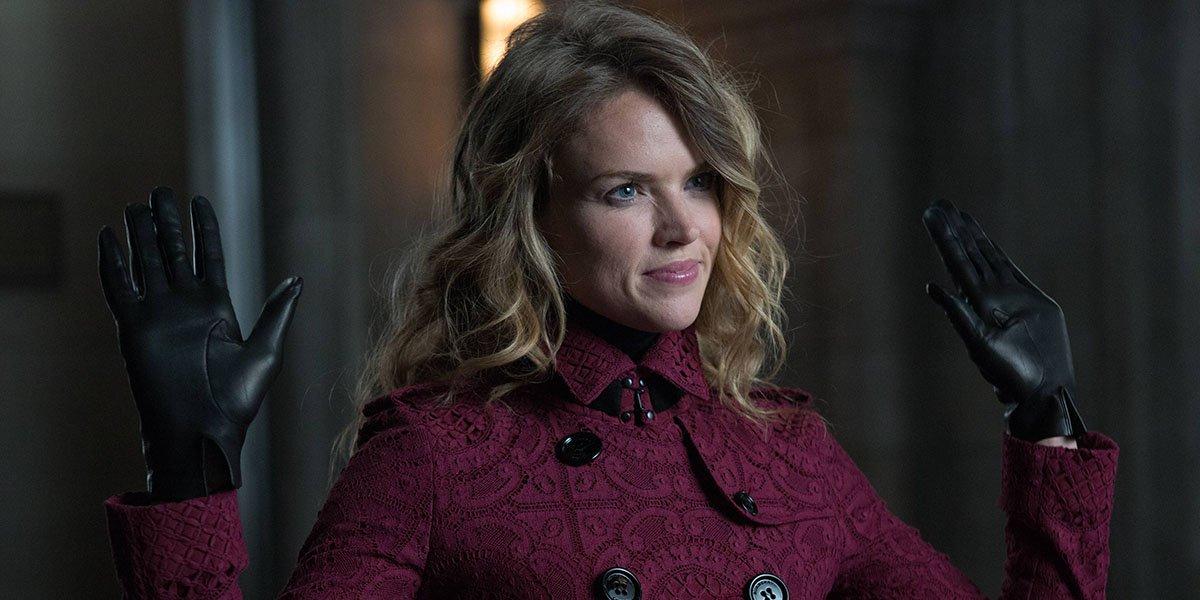 Erin Richards on Gotham