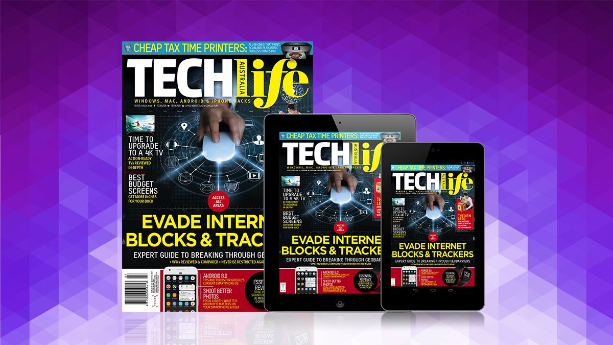 TechLife July 2018 is on sale now!
