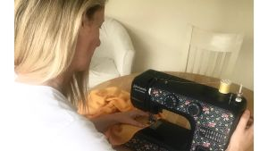 Ali sewing machine