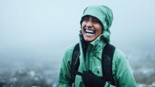 best waterproof jackets: Alpkit Balance