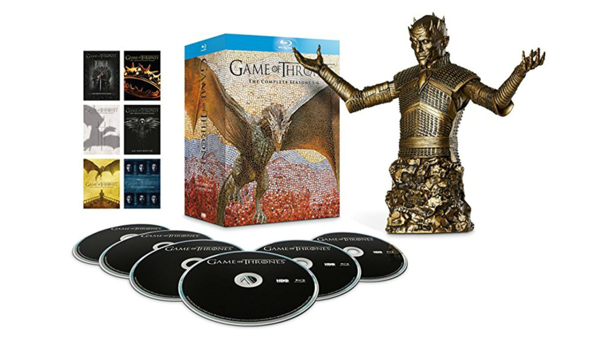 The best collector's edition box sets that every TV binger should own, from Game of Thrones statues to Breaking Bad cooking wear