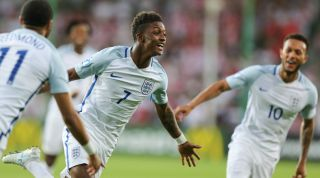 Demarai Gray England U21