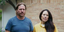 What Joanna Gaines And The Kids Think Of Chip Gaines' Long Hair