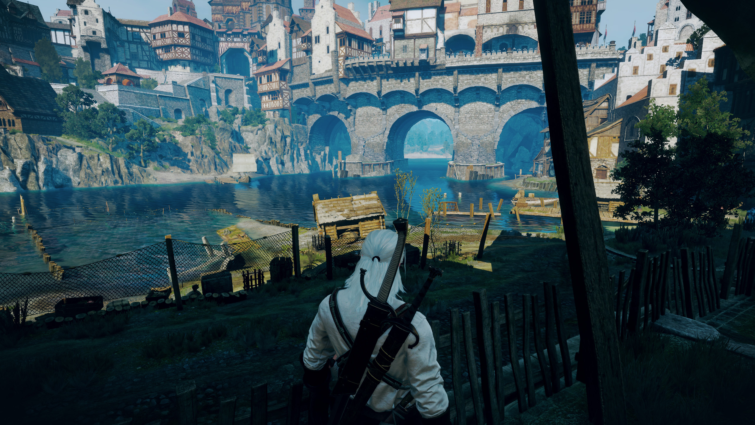 Best Witcher 3 Mods - Increased Draw Distance