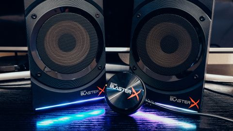 Creative Sound BlasterX Kratos S5 review