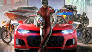 The Crew 2 publicity image