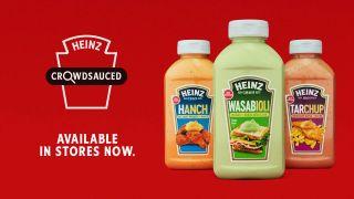 Heinz crowdsauced