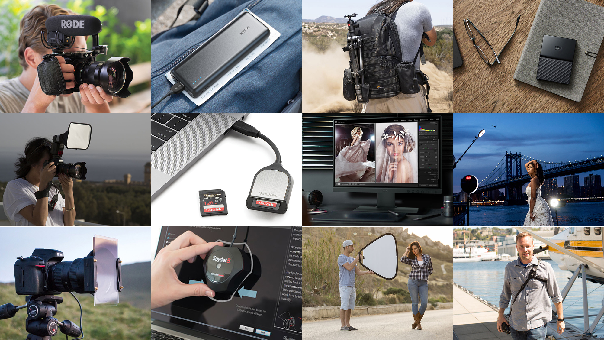 Best camera accessories 2019: 23 essential bits of kit for your
