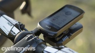 Garmin Edge 1030 and accessories