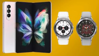 Samsung Galaxy Z Fold 3 and Galaxy Watch 4 Unpacked event August 11