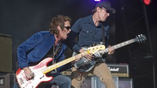 Glenn Hughes and Joe Bonamassa, 2011