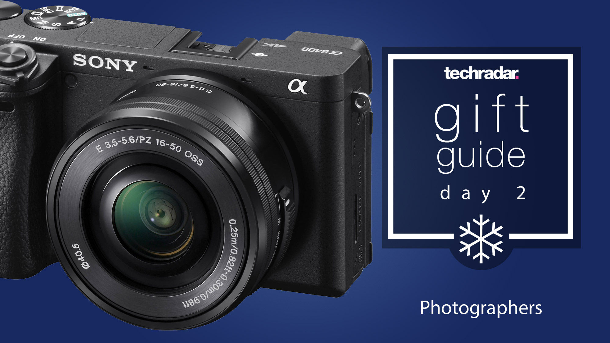 Top Christmas gifts for photographers: from tripods to SSDs thumbnail