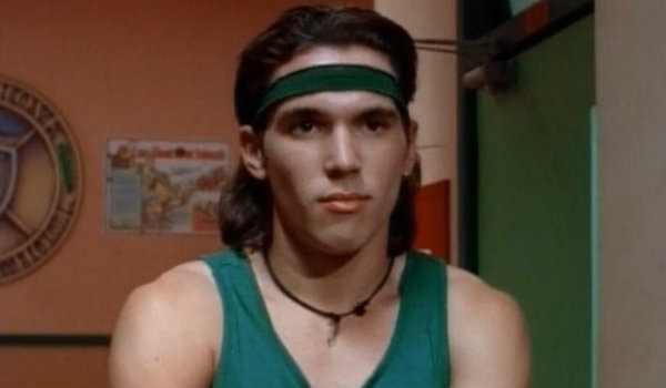 Tommy Oliver Mighty Morphin Power Rangers Green Ranger