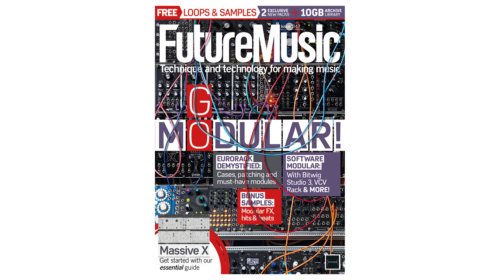 Issue 347 of Future Music is on sale now | MusicRadar
