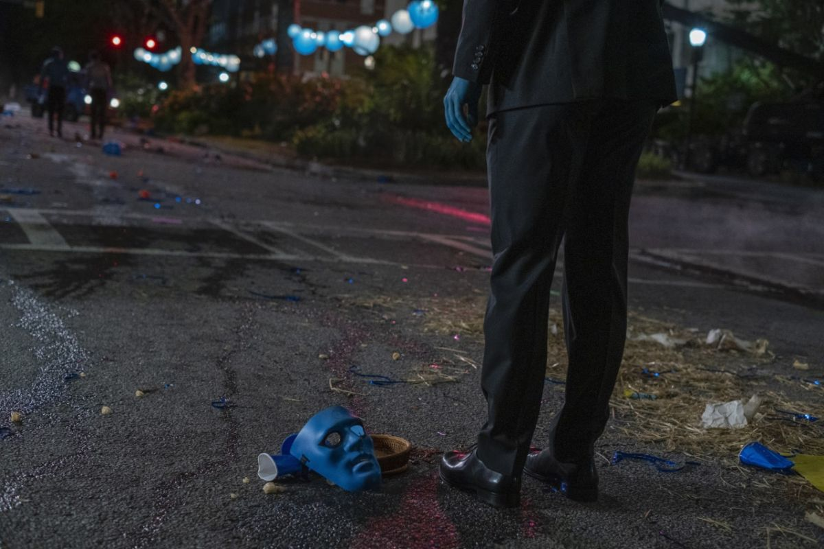 """Watchmen episode 8 review: """"The episode Watchmen comic fans have been waiting for"""""""