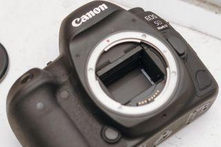 Canon shutter speed