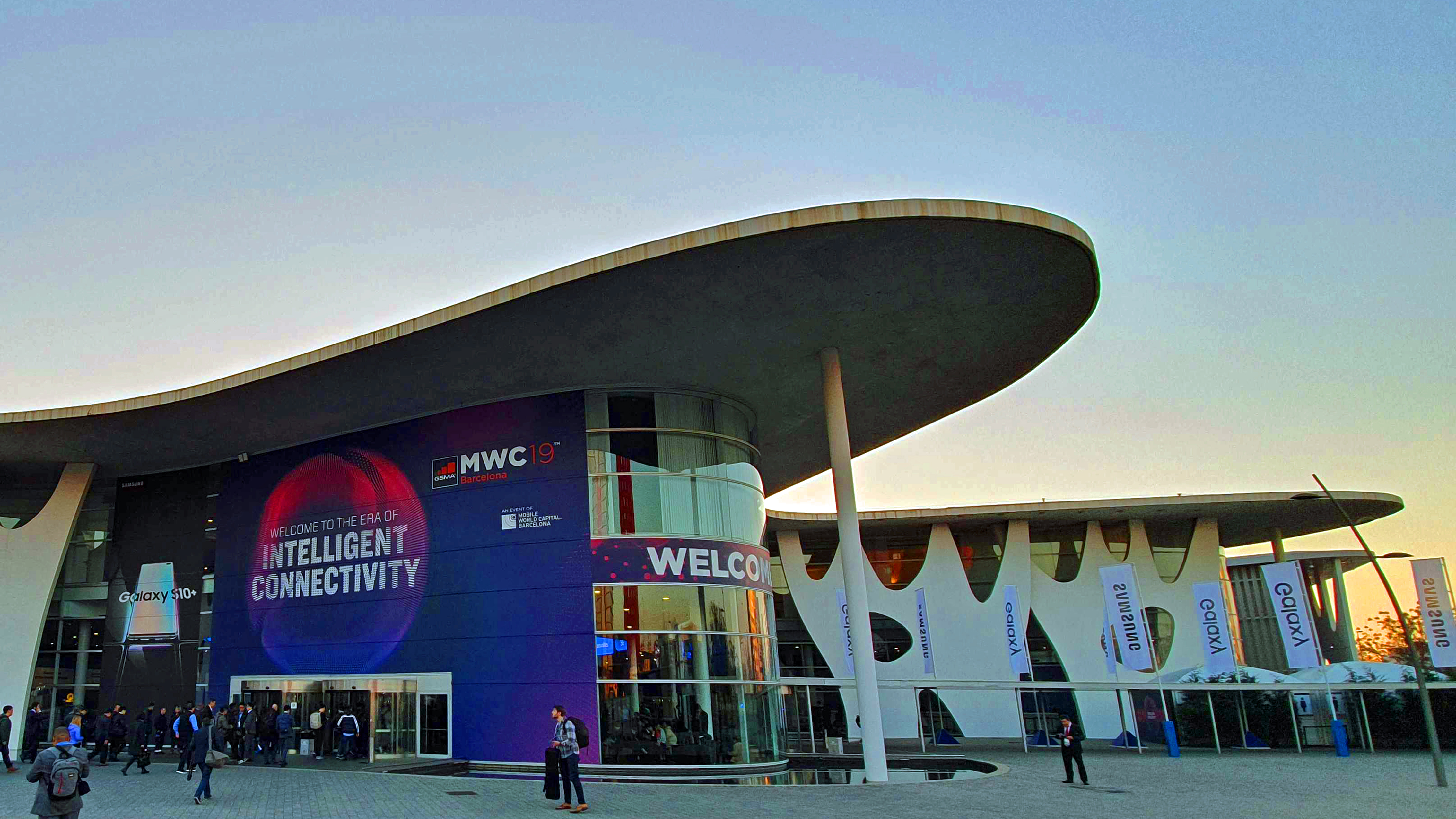 MWC 2019: all the news from the biggest mobile show of the year