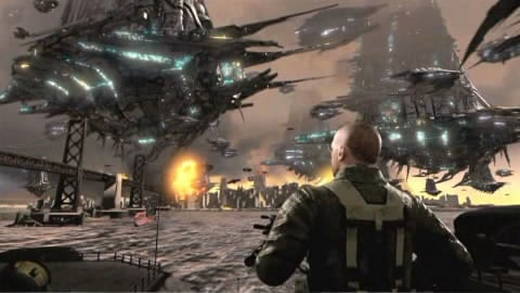 Gears of War vs Resistance 2: Round 2 #3041