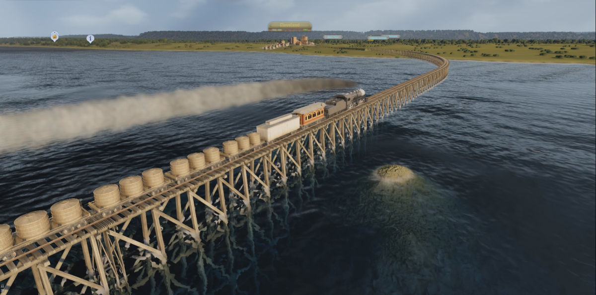Railway Empire details its sophisticated AI system | PC Gamer