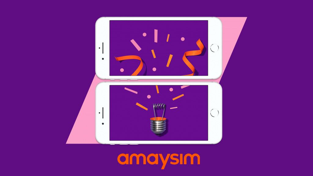 Make the switch to Amaysim Energy and get two free 15GB phone plans for a year