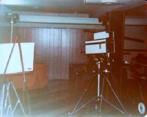 New studio in old VFW bar