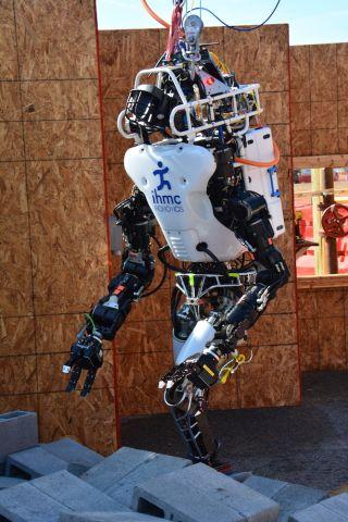 IHMC robot