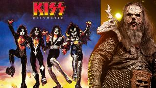 Lordi frontman Mr Lordi on Kiss and their album Destroyer