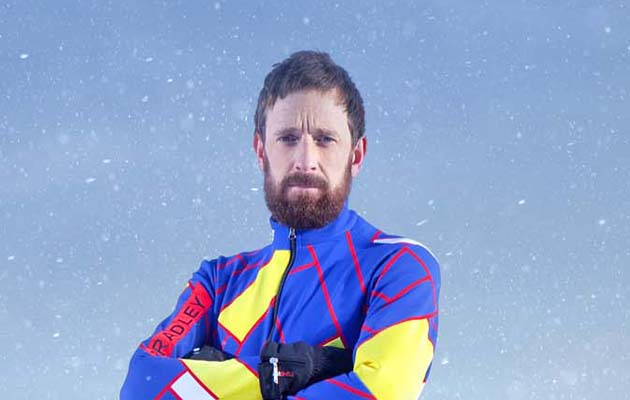 The Jump sir bradley wiggins