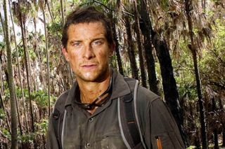 Bear Grylls: 'I made a wetsuit out of a dead seal'