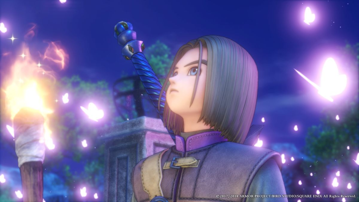 11 things I wish I'd known before starting Dragon Quest 11 | PC Gamer