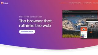 best web browser: brave