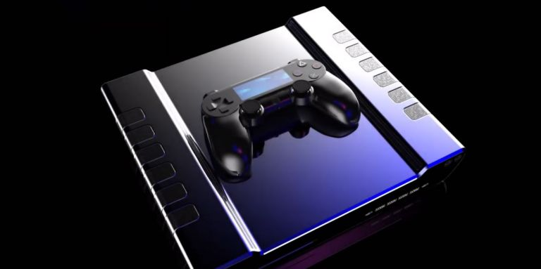 New Ps5 And Dualshock 5 Video Concept Released After Those Playstation 5 Dev Kit Images Landed T3