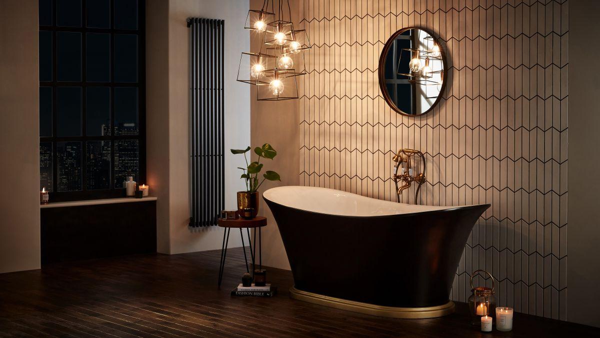 12 black bathroom ideas | Real Homes