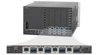 Extron Debuts DTP Output Card For Quantum Ultra Video Wall Processor