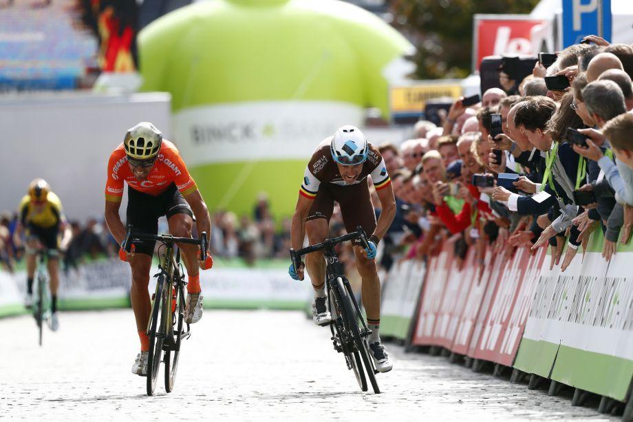 Laurens De Plus wins the BinckBank Tour 2019 as Oliver Naesen takes stage seven