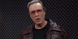 Apparently SNL's Cowbell Sketch Ruined Christopher Walken's Life