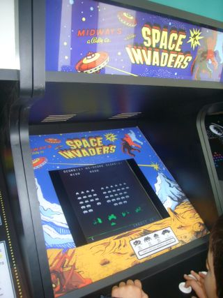 the conversation, expert voices, space invaders