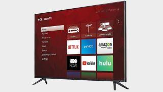 TCL55R617 4K TV