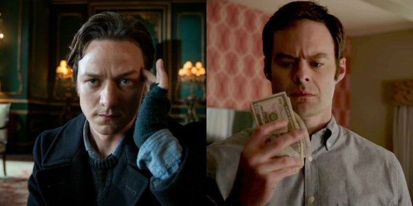 Bill Hader James Mcavoy