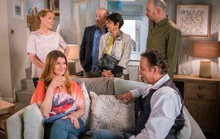 Coronation Street spoilers: Sally Webster isn't happy when Geoff invites Yasmeen over