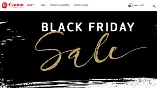 Canon Black Friday sale