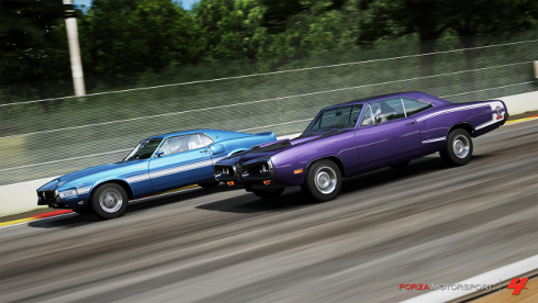 Forza Motorsport 4 Season Pass Gives You American Muscle Cars On Day One #19235