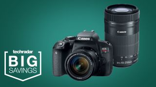 Hurry Get 500 Off The Canon Rebel T7i In This Brilliant Black Friday Deal Techradar