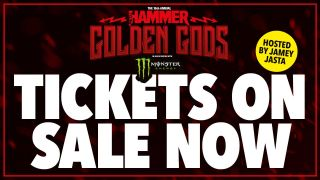 Metal Hammer Golden Gods tickets are on sale now