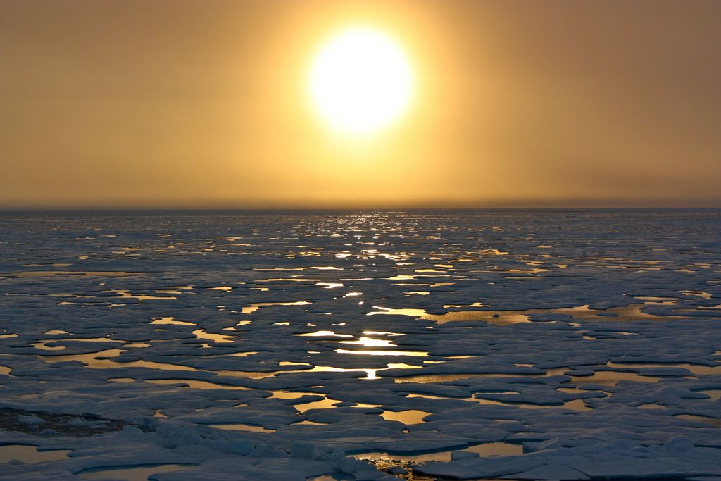 Arctic sea ice hits its minimum extent for the year — 2 NASA scientists explain what's driving the overall decline